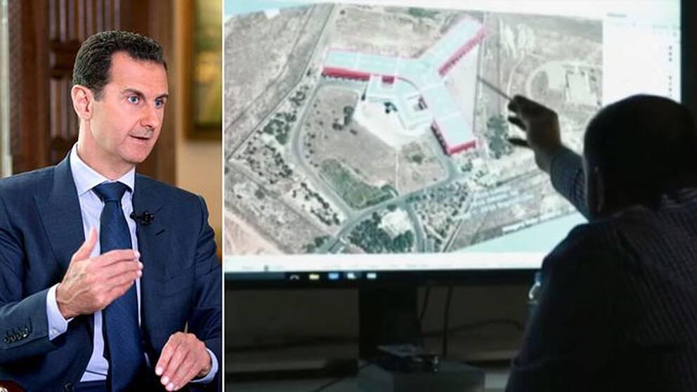 Amnesty: 13.000 fångar avrättade i Syrien