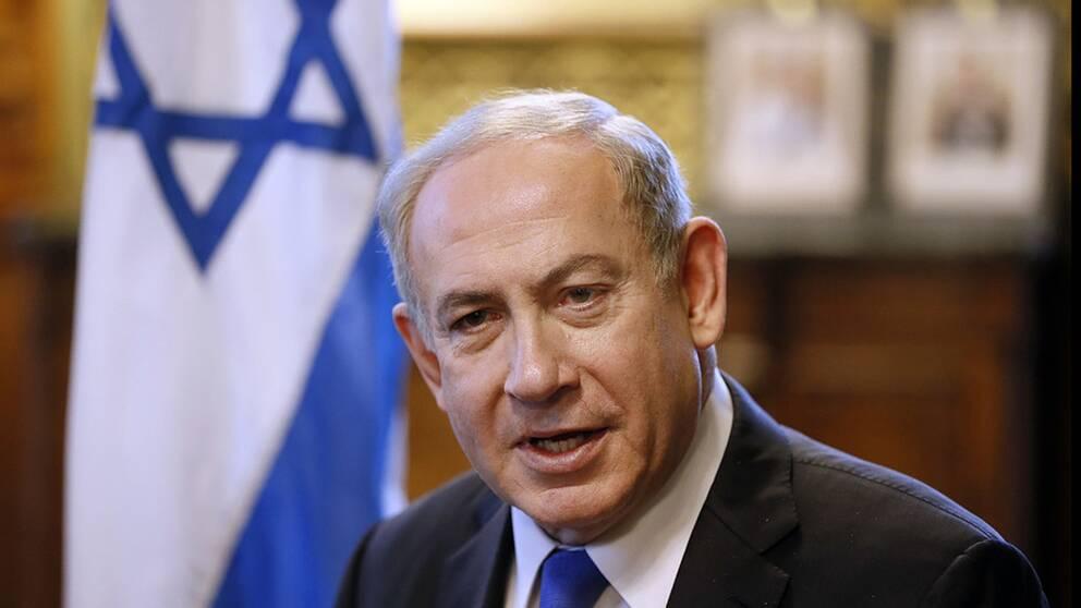 Israels premiärminister Netanyahu