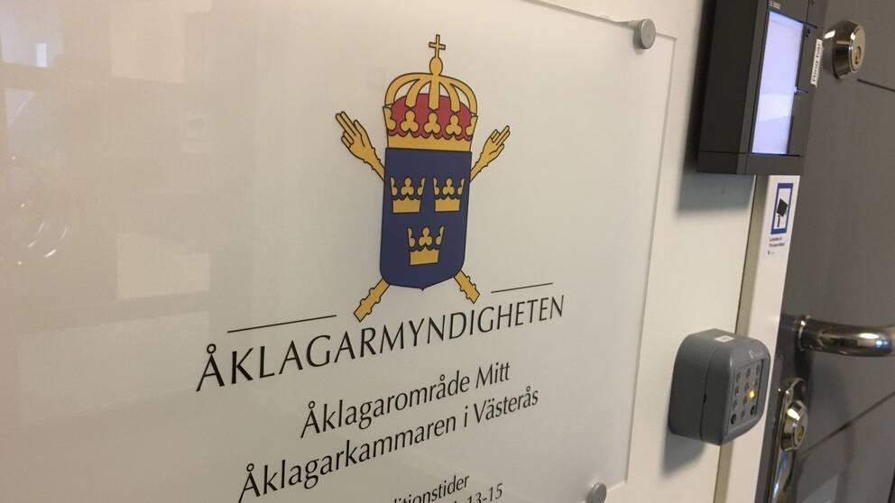 Åklagarmyndigheten Västerås