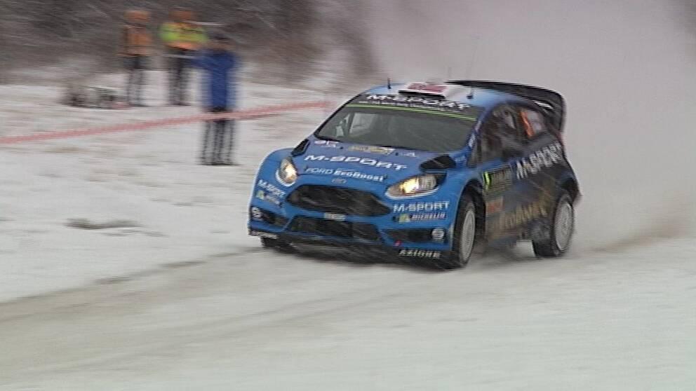 Kung Bore har sett till att det blir ett riktigt vinterrally och Svenska rallyt bjuder också på en världsnyhet. För framtiden finns det dock ekonomiska frågetecken då en ny huvudsponsor måste in.