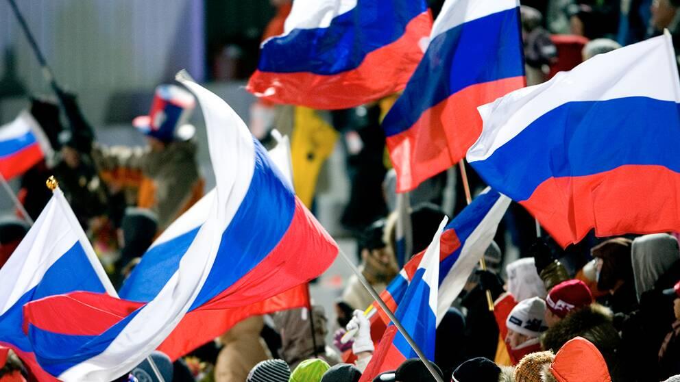 Ryssland blir av med VM.