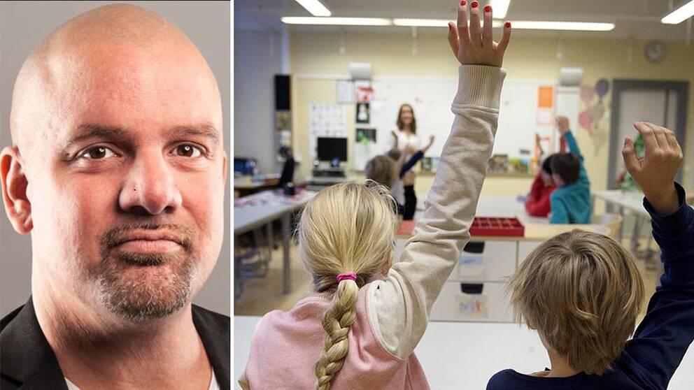 Johan Ingerö om välfärdsutredningen.