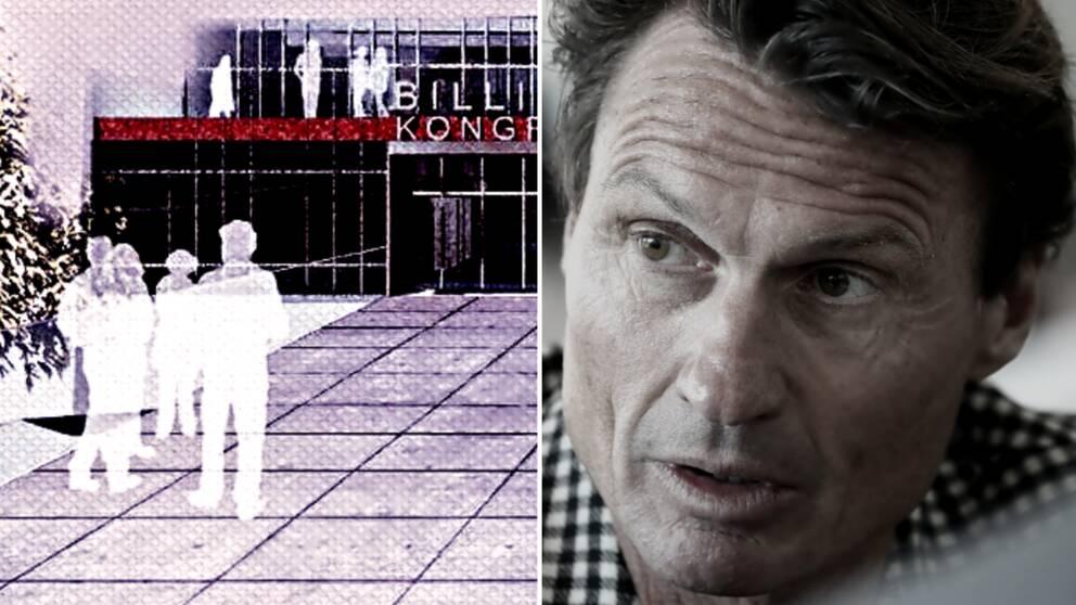Den norske hotellmiljardären Petter Stordalen anklagar Skövde kommun för att felaktigt gynna hotellkedjan som planerar en anläggning på Billingen.