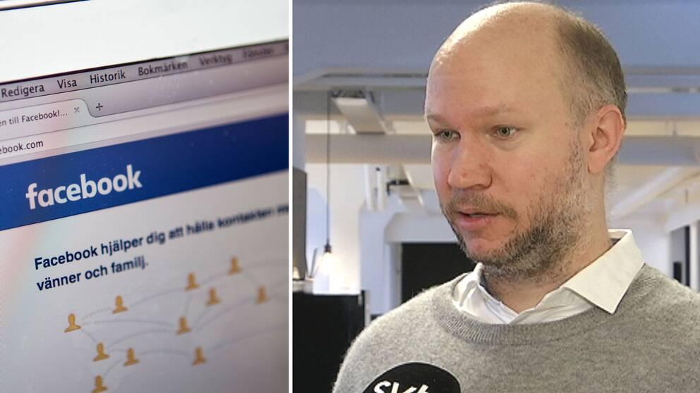 Kal Ström, expert sociala medier