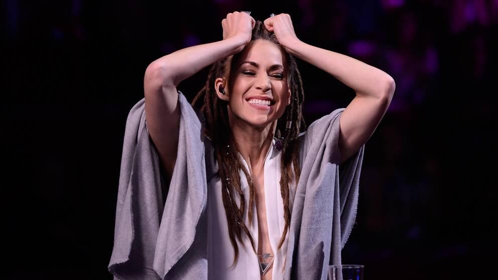 Mariette är i final i Melodifestivalen 2017