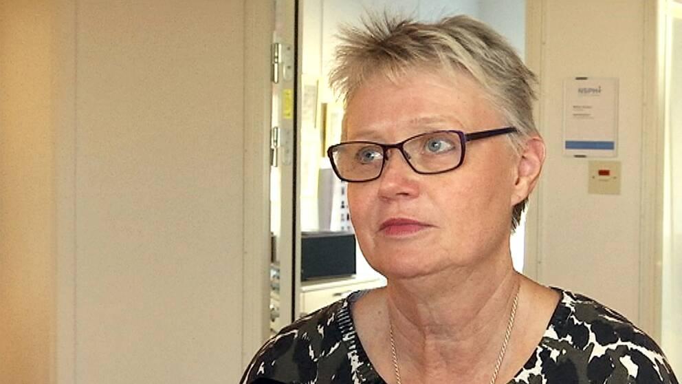 Anki Sandberg ordförande för i Riksförbundet Attention
