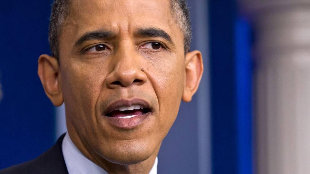 USA:s president Barack Obama. Foto: Scanpix