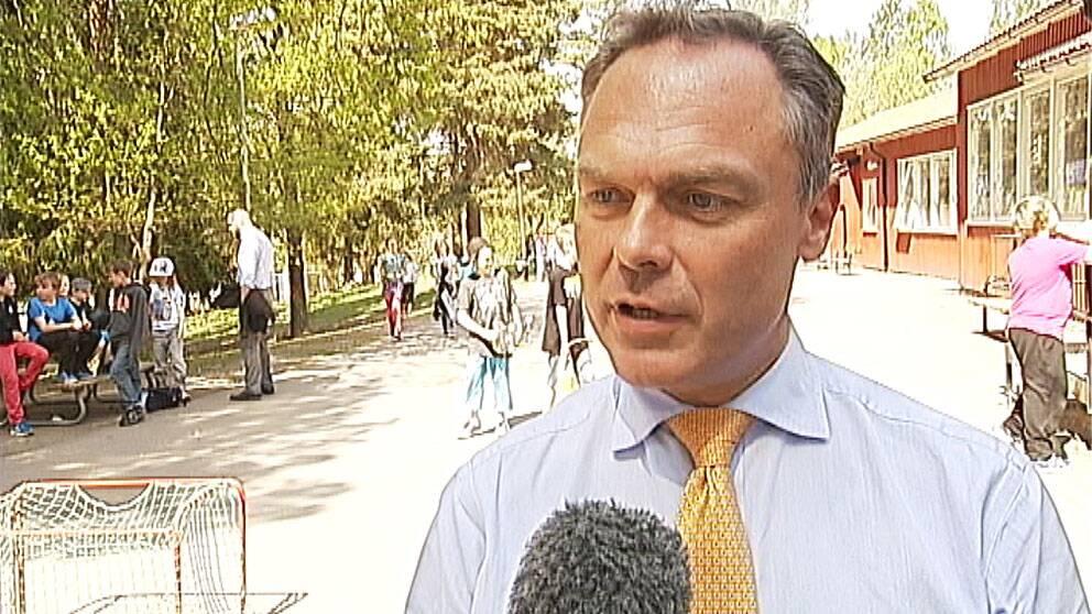 Jan Björklund, utbildningsminister