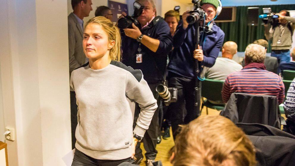 Therese Johaug överklagar inte domen om 13 månaders avstängning för dopningsbrott.
