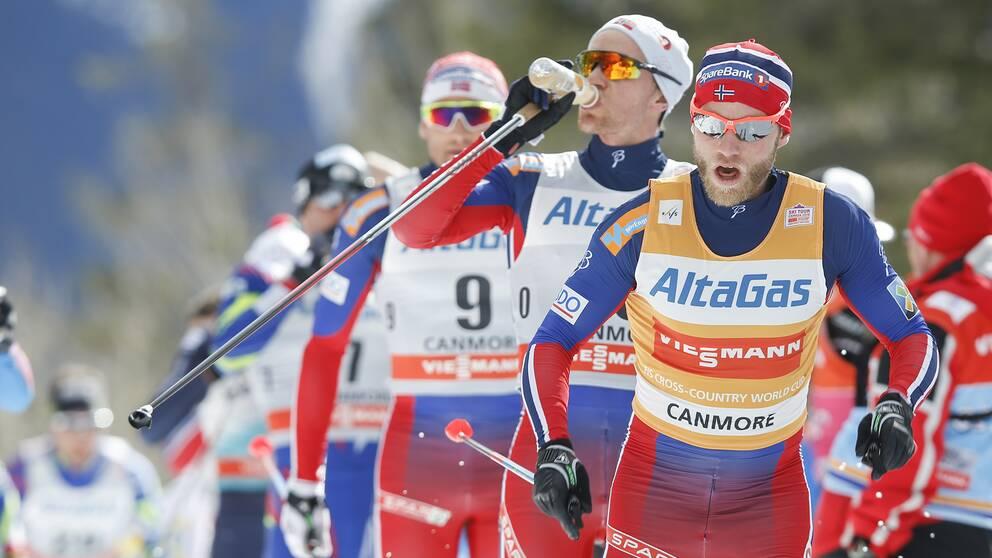 Norge, Martin Johnsrud Sundby