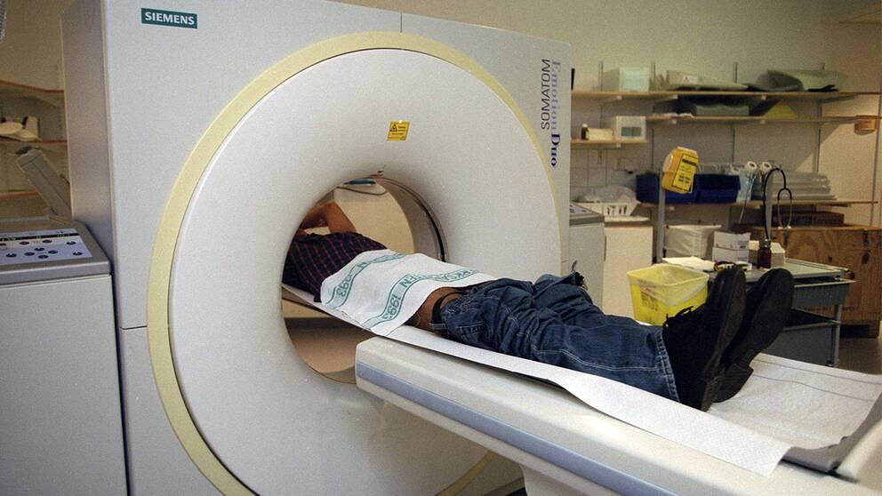 Magnetröntgen