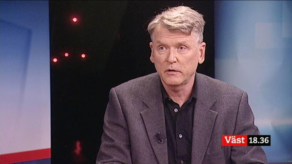 Göran Matejka, biträdande sjukhusdirektör