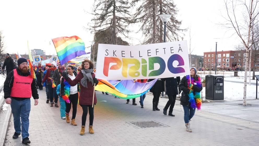 Skellefteå Pride 2017