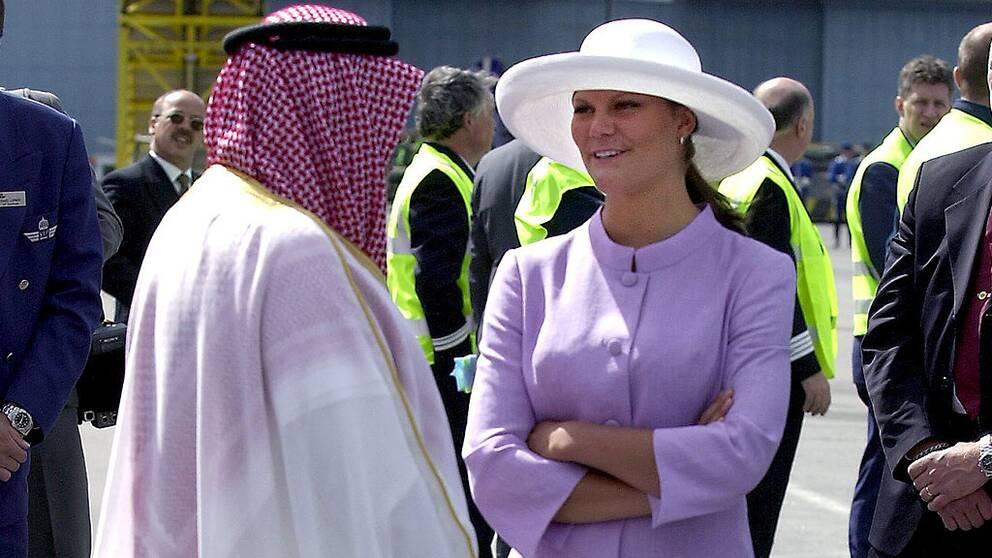 Kronprinsessan Viktoria