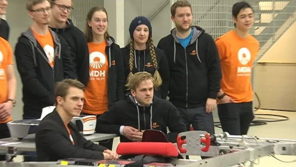 André Löfqvist MDH