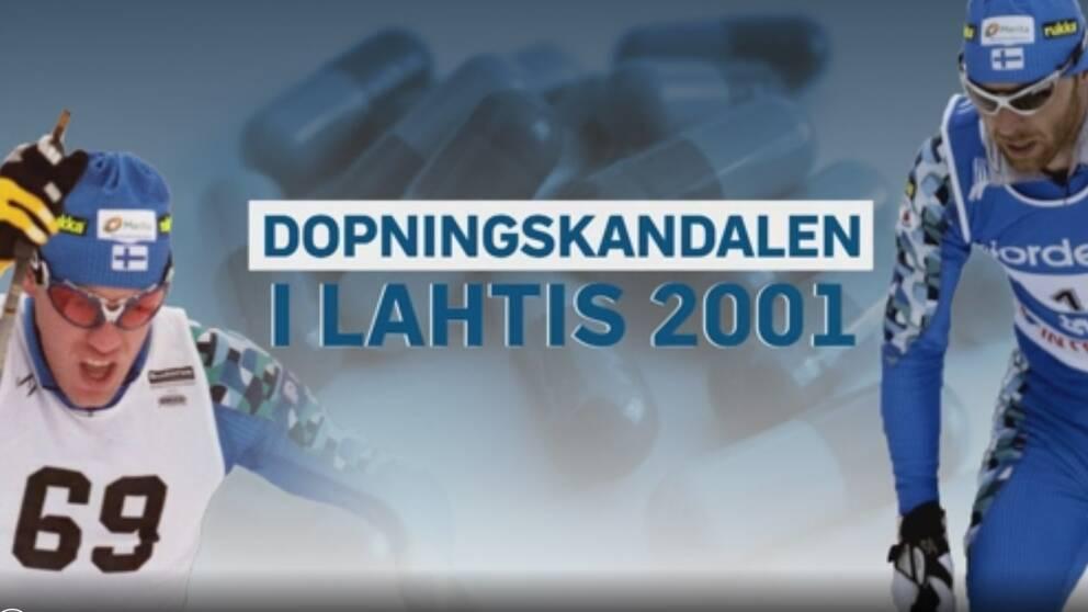 Explainer: Dopingsskandalen i Lahtis – steg för steg