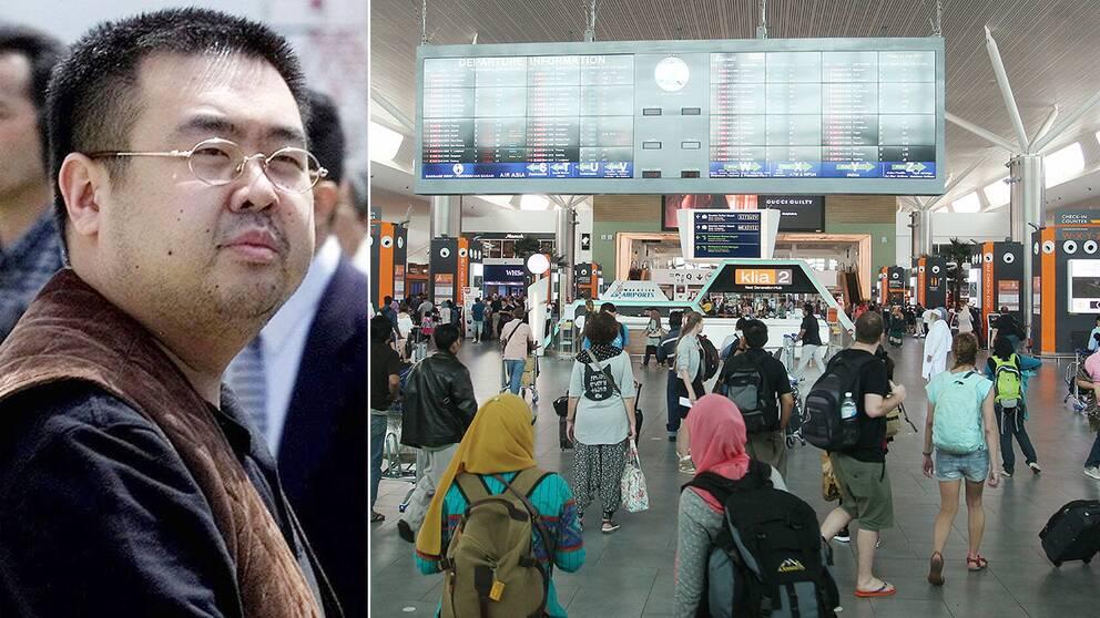 Sydkoreansk underrättelsetjänst har sagt att nordkoreanska agenter giftmördade Kim Jong-Uns halvbroder Kim Jong-Nam.