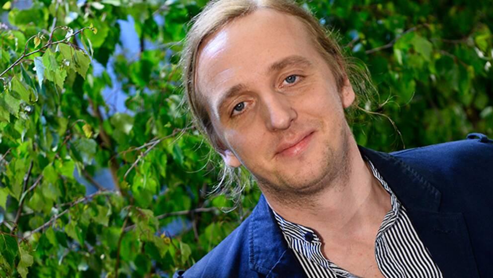 Martin Schibbye ska spela punk och metal i Sommar i P1.