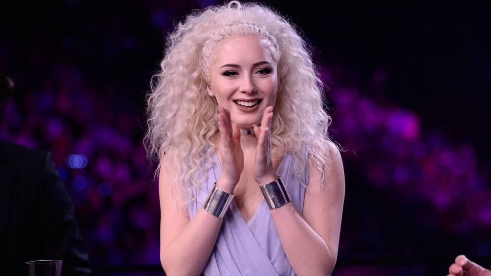 Wiktoria är i final i Melodifestivalen 2017.