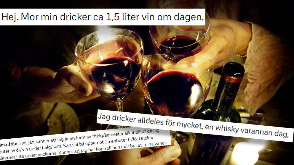 Ska vi dricka vinet nu
