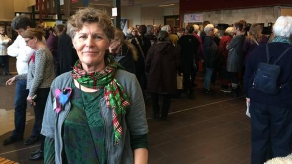 Karin Granström, från Fåreningen Fårfest