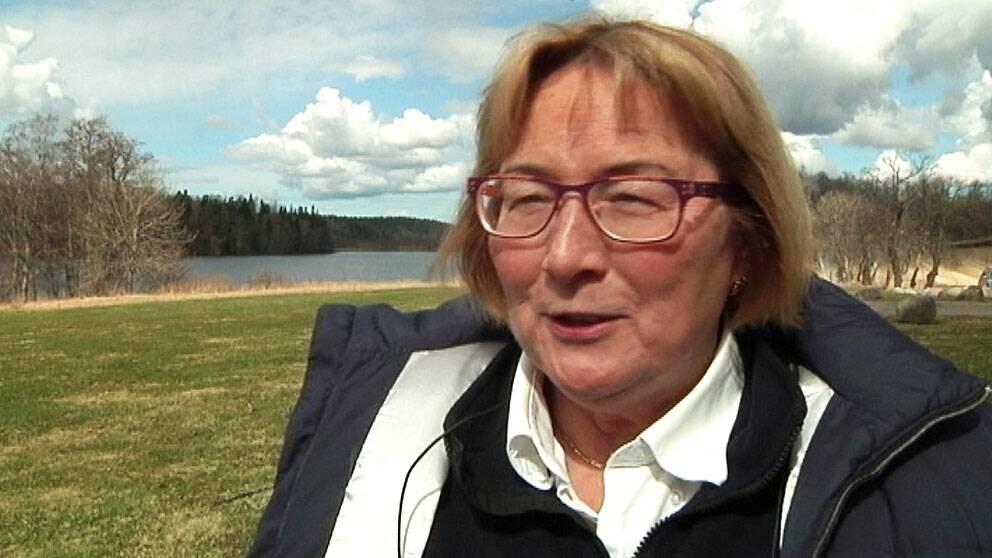 Marja Gustafsson, jägmästare