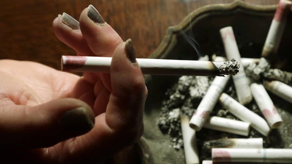 Det är dyrt att anställa rökare visar en amerikansk studie