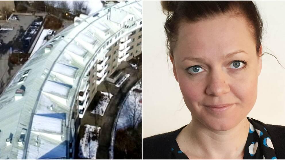 Svenneberget och Sofia Nordén.