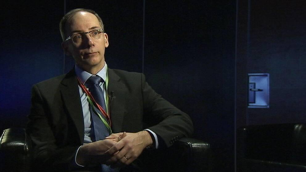 Itämeren suojelun ekonomian professori Kari Hyytiäinen, Helsingin yliopisto.