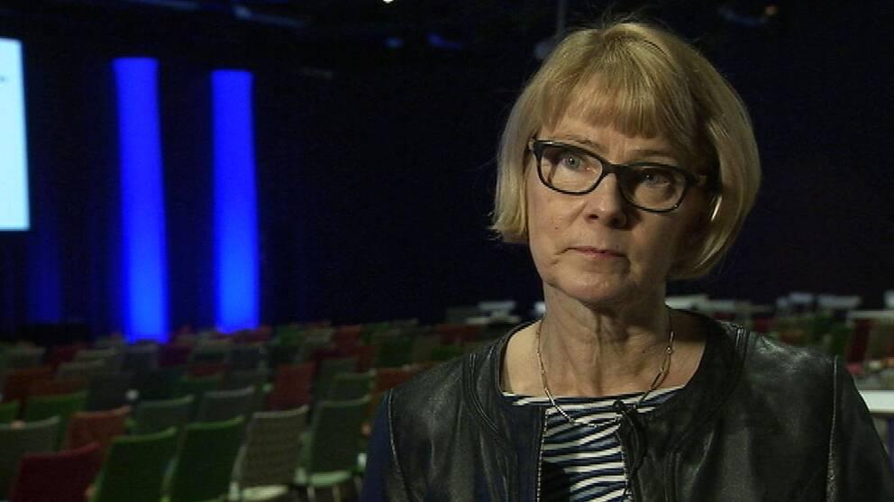 Päivi Kippo-Edlund, ympäristösuojelupäällikkö, Helsingin kaupunki.
