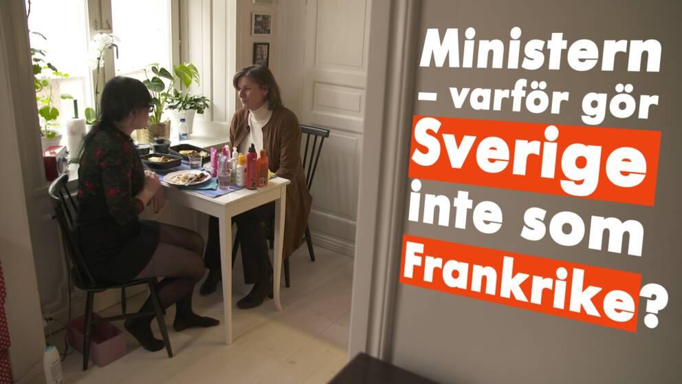 SVT:s Friktion har i flera reportage skildrat problemen som kan kopplas till engångsplast – nu frågar vi ute klimatminister Isabella Lövin (MP).