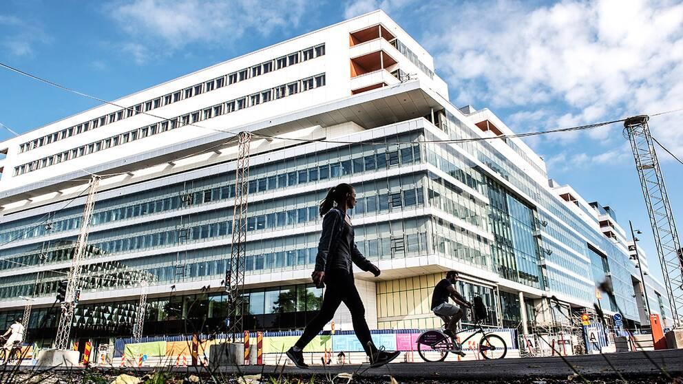 Nya Karolinska i Solna