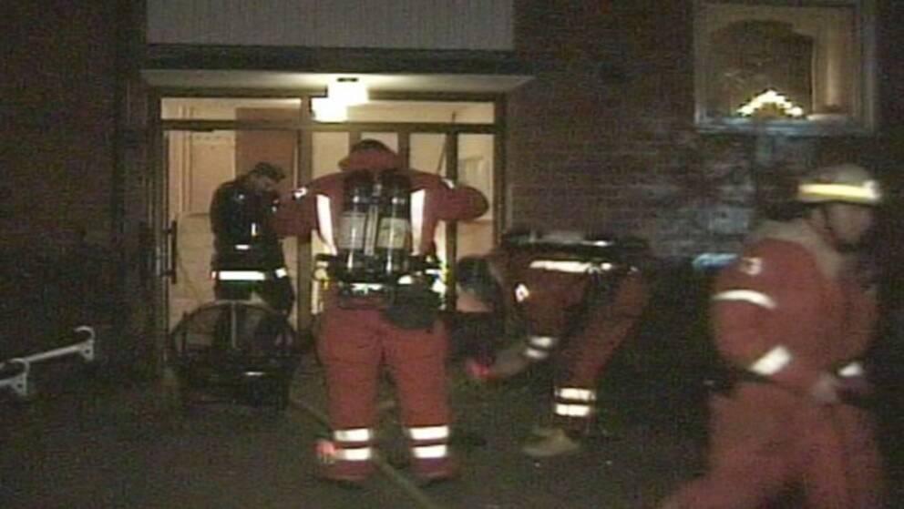 Brandman domd for mordbrand