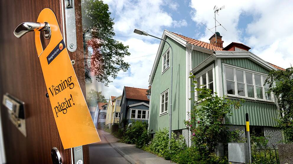 Villor och bostadsratter se prisutvecklingen