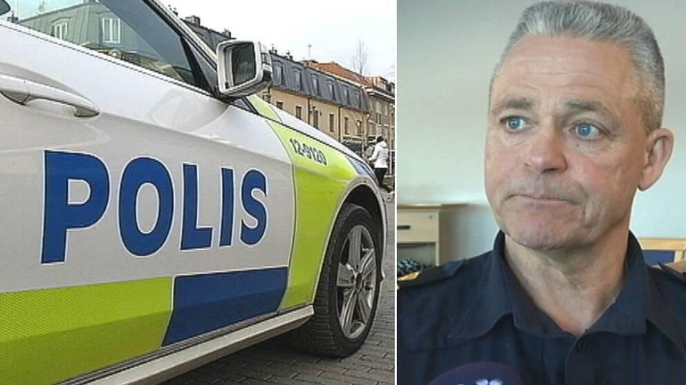 polis, polisbil, Ronny Adolfsson