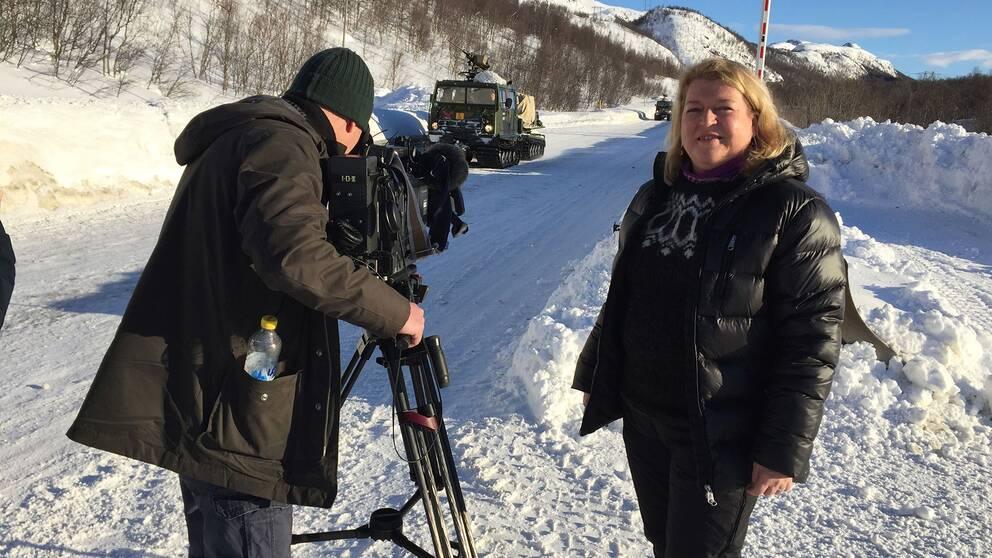 Fotograf och reporter