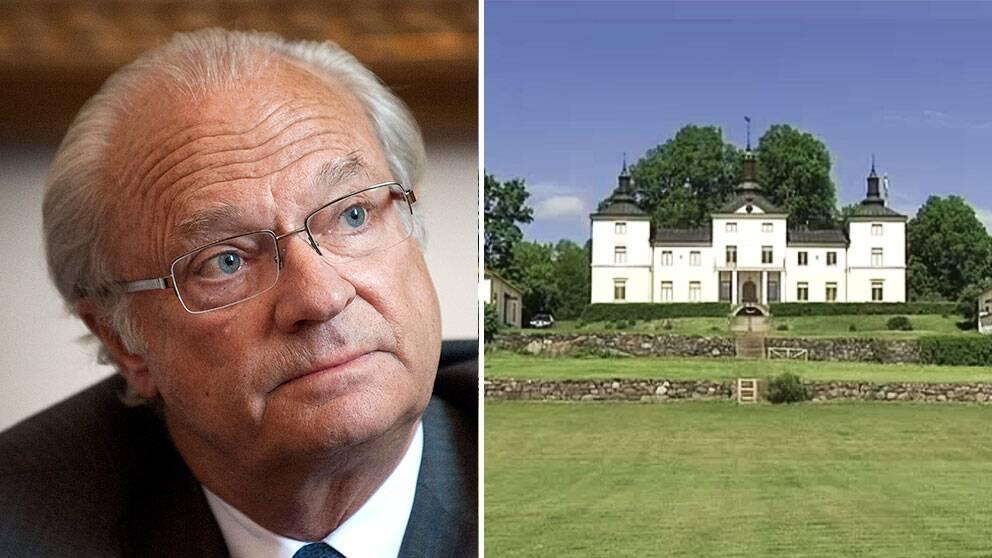 Renoveringen av Stenhammar slott borde kungen betalat själv, säger juristen.