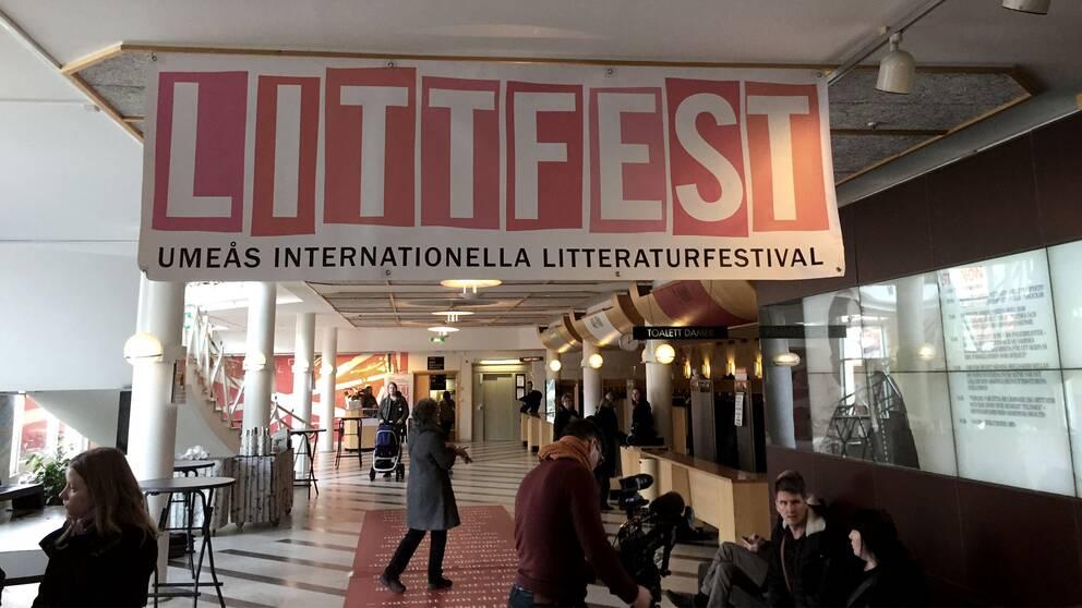 Umeå Littfest 2017