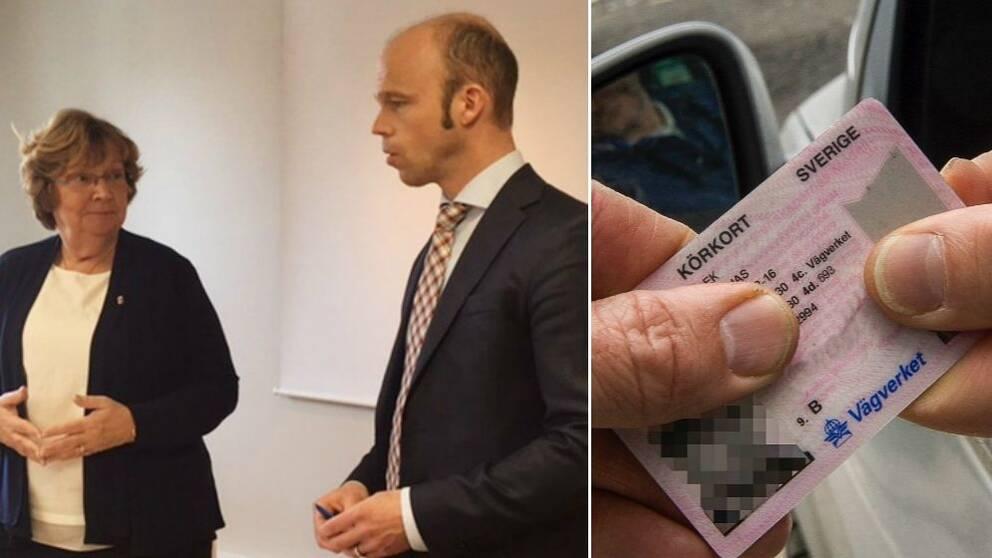 körkrot, Anders Kessling, Ylva Johansson
