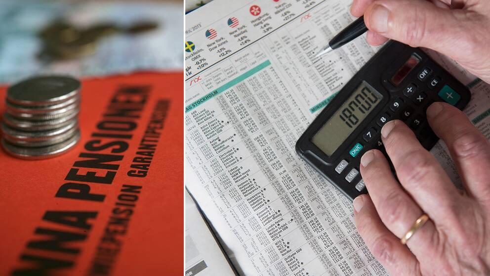 Omfattande bedrägerier mot premeipensionssystemet