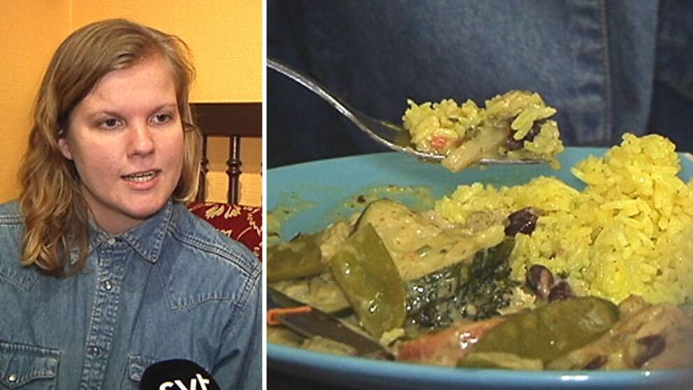 """Anna Martinsson väljer bort kött: """"Det är ett sätt att påverka"""""""