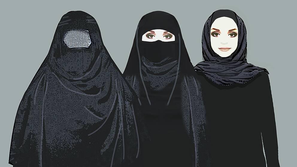 varför har muslimer slöja