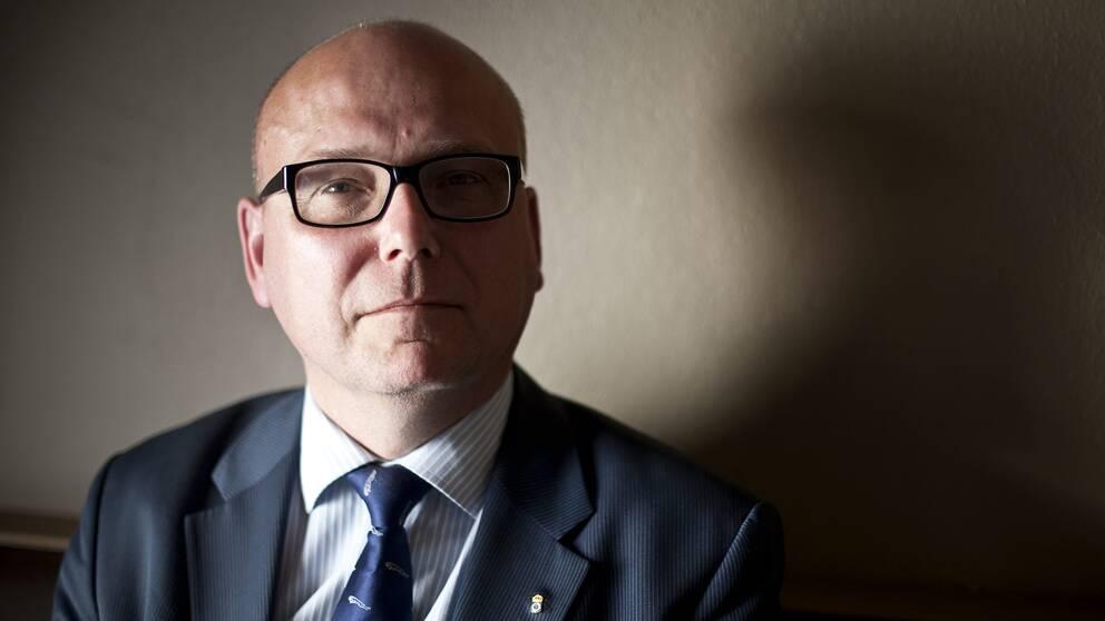 Terrorforskaren Magnus Ranstorp är verksam vid svenska Försvarshögskolan.