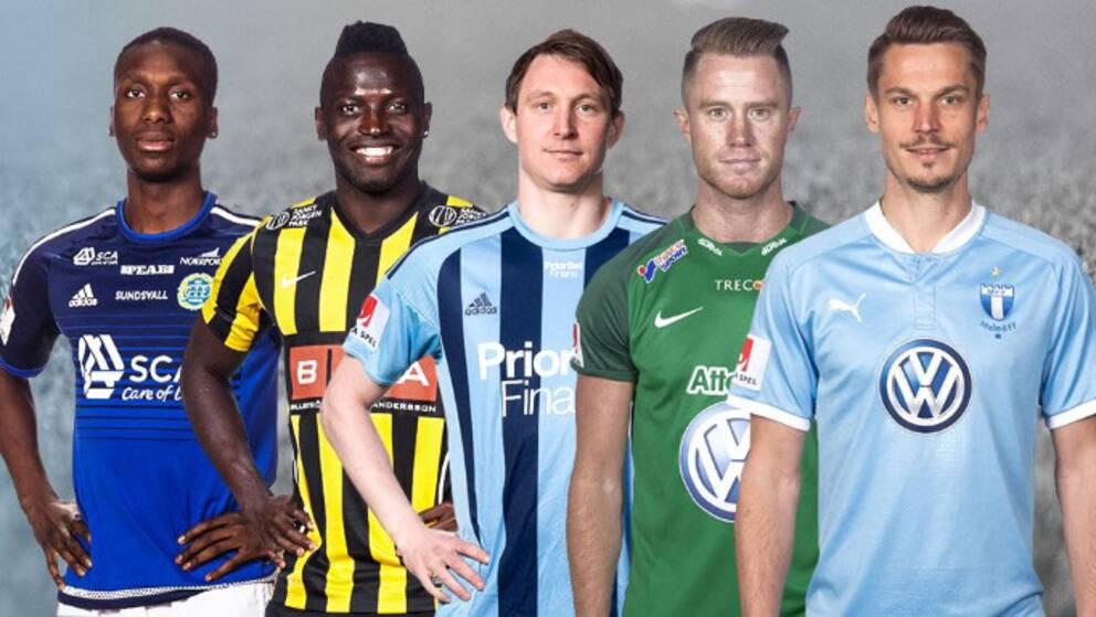 Allsvenskans matchtröjor – vilken är snyggast  Kolla in alla klubbarna i  bildspelet. 7b4f588ce1e1c