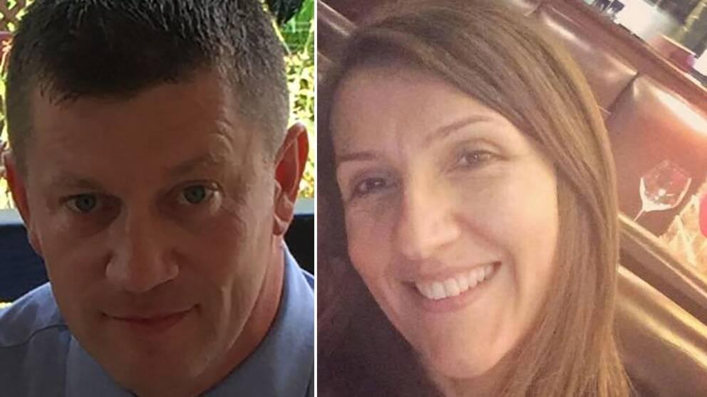 Polismannen Keith Palmer och läraren Aysha Frade dödades i terrorattentatet.