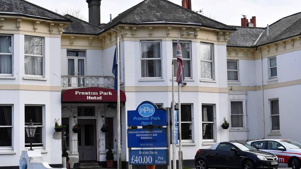 Preston Hotel Park