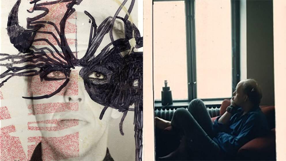 """Bilder från den kommande utställningen """"Freddie Wadlings kabinett"""""""
