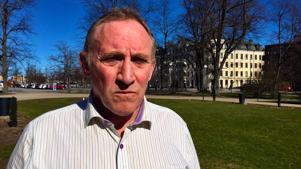 Göran Eklund (SD), Karlskrona