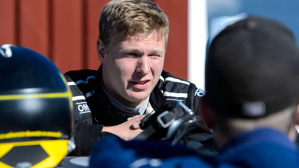 Johan Kristoffersson är det stora svenskhoppet i dagens premiär i rallycross-VM enligt SVT-experten Jonas Kruse.