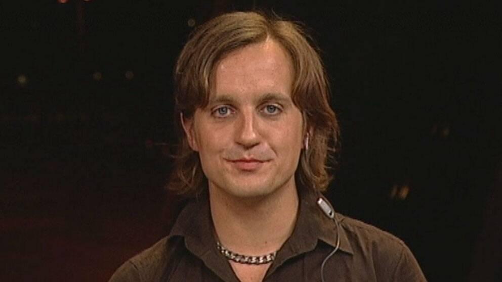 Statsvetaren Anders Hellström
